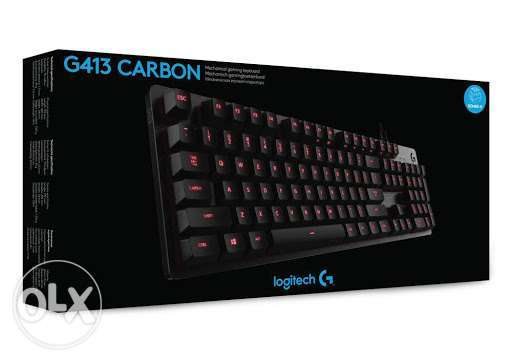 Gaming Keyboard - Logitech G413