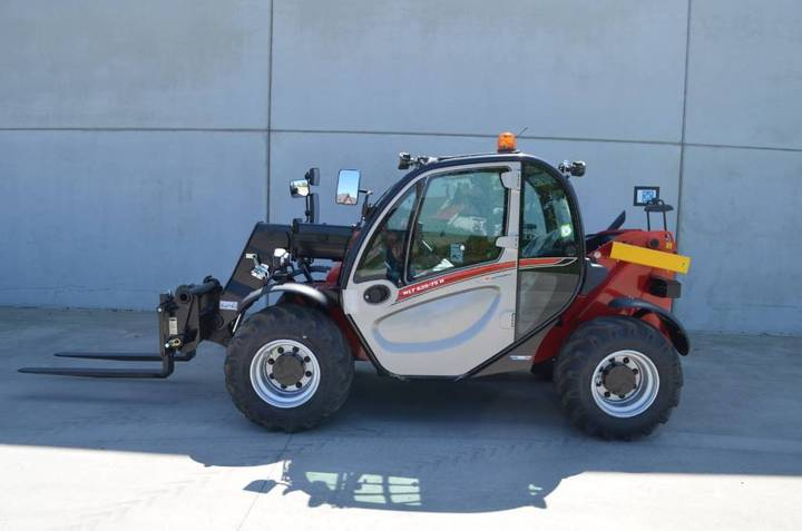 Manitou Mlt 625-75 H Classic - 2019