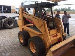 Case 1854C skidsteer loader