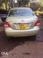 Toyota Belta 1300cc Clean Lady owned on quick sell