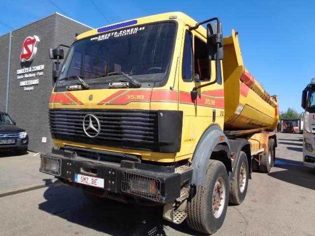 Mercedes-Benz Sk 3538 8x4 13 T Ponts - 1994