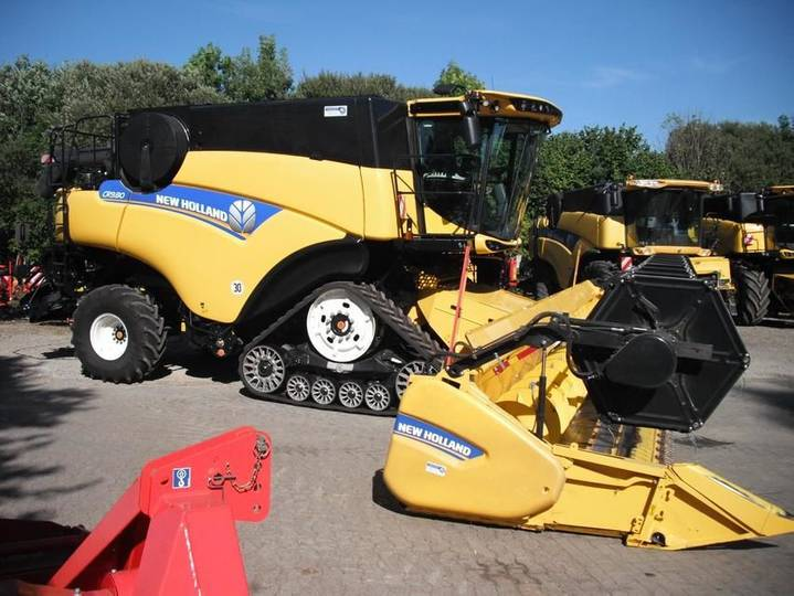 New Holland Cr 9.80 - 2016 - image 2