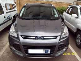 2013 Ford Kuga 2.0 TDCi Trend Automatic