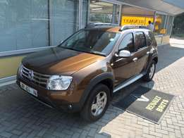 2014 Renault Duster 1.5 dCi 4WD, Brown, 92 000km, R199 900