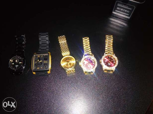 Designer wrist watch at affordable price Uvwie - image 1