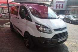 Ford tourneo custom 2.2 tdci ambiente