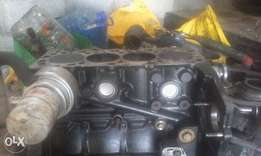 opel corsa 1.7 full engine block