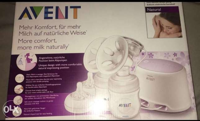 Philips Avent Comfort Double electric breast pump