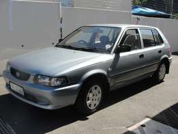 Toyota Tazz 1.3 5Speed