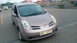 Nissan note broker free
