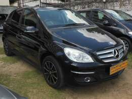 Selling a well loaded, Mercedes Benz B180, black colour