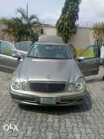 Sharp Nigerian used E200 Mercedes Benz 2008