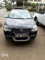 """VW Cross Polo In Immaculate Condition"""