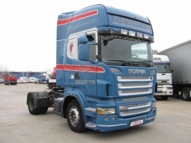 Scania R 470 - 2005