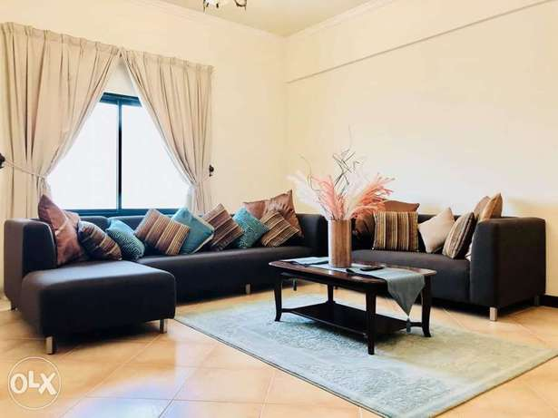 Brand new furnishings 3bhk apartment for rent in juffair +housekeeping