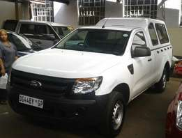 2014 Ford Ranger 2.2 TDCi P/U S/C with Canopy