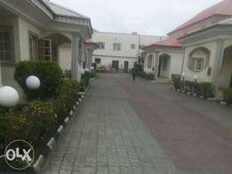 Guest House with 22 room for lease Chevron Lekki-Ajah