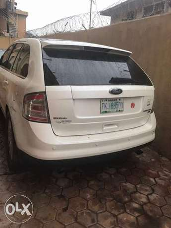 Registered 2008 Ford Edge Jeep Yaba - image 1