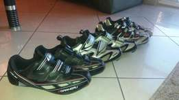 Cycling shoes for sale.