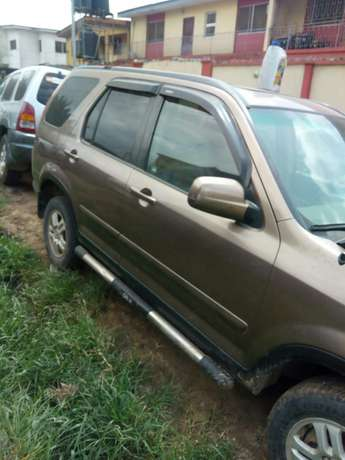 Niger neatly used Honda Crv jeep with air condition cooling. Isolo - image 8