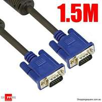 1.5 meters VGA cable