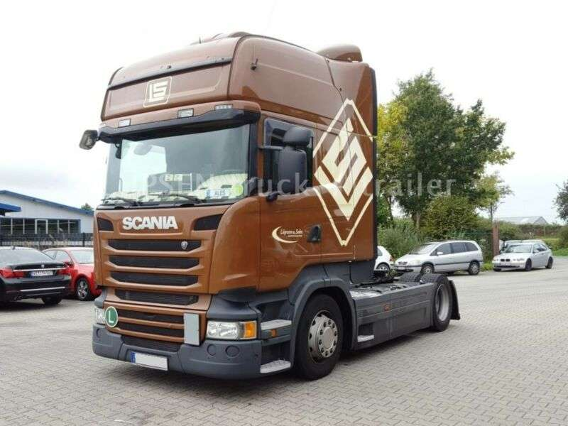 Scania R410 MEB Topline / Retarder / Standklima - 2014 - image 2