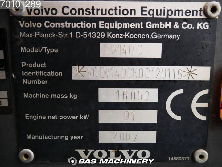 Volvo EW140C Ex dutch machine - all functions - 2007 - image 18