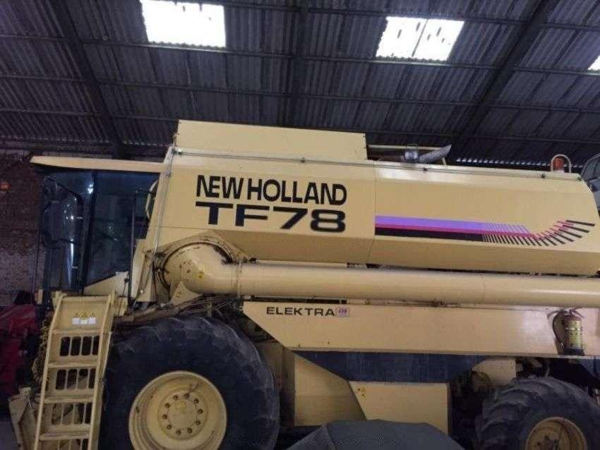 New Holland Tf78 - 1999