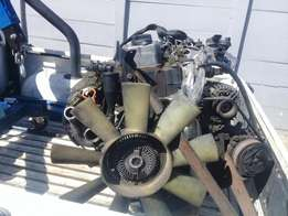 Vw crafter LT35 engine
