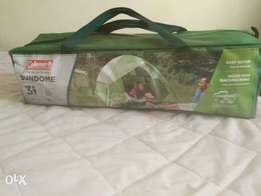 Coleman Camping tent for 3