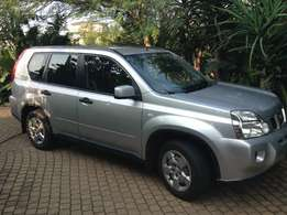 Nissan X-Trail in a very good running condition for sale