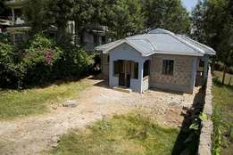 3br br bungalow for sale in ngong -kiseria rd
