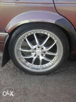to swop mags 17 inch for 15 inch
