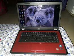 Hp pavilion g series, working perfectly, 4gb ram. for sale, call me