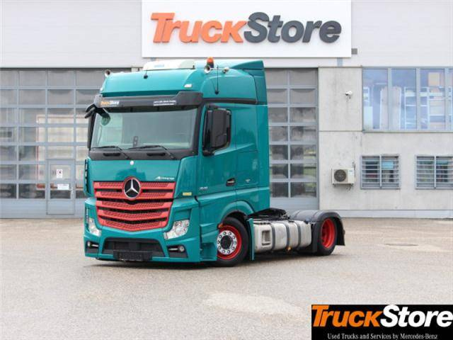 Mercedes-Benz Actros 1848 LS nRL Low Liner - 2013