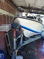 Boat for sale R26000