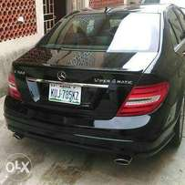 Neatly used.. 2008 upgraded to 2010 Mercedes Benz C300 customised..