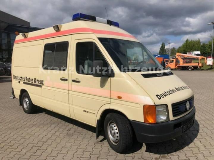 Volkswagen VW LT 35 - 1999