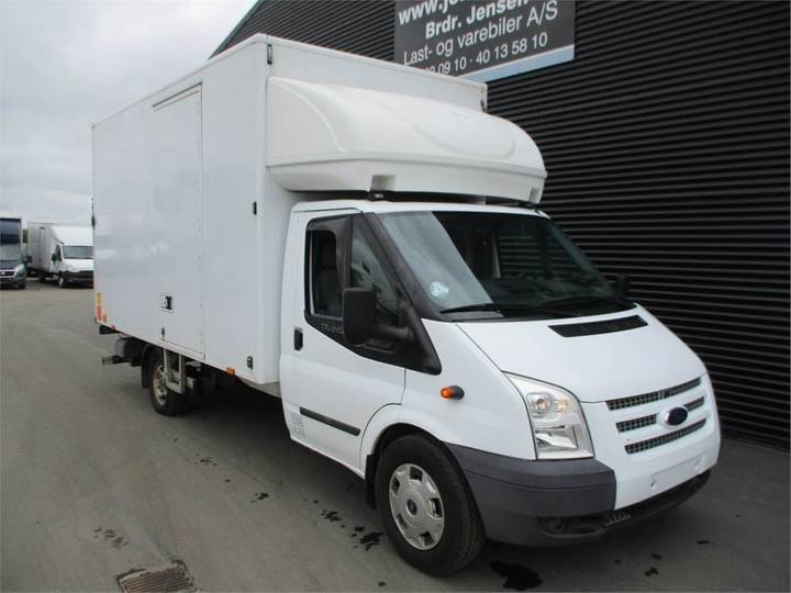 Ford Transit 350 L3 Chassis - 2014