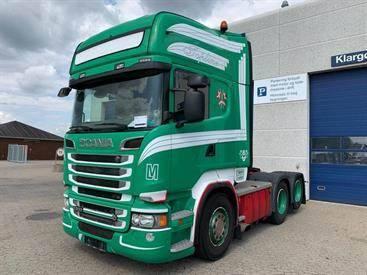 Scania R500 - 2013