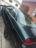 Honda Accord Coupe 2000 model v6