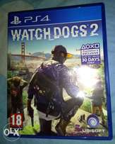 WatchDogs 2 For PS4.