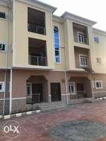 new 2 bedrooms block of flat for rent in jahi 1.5m yearly