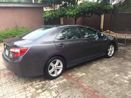 Toyota Camry first body less than a year use