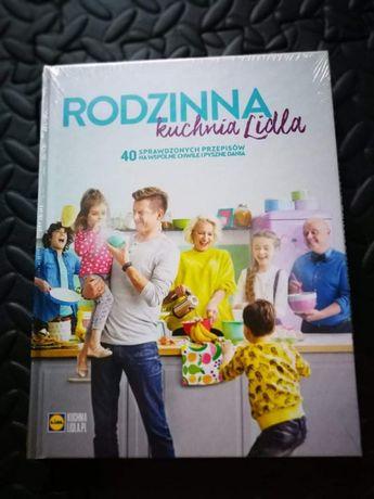 Nowa Folia Ksiazka Kucharska Rodzinna Kuchnia Lidla Lidl 2017