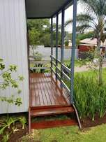 Fourways garden office for one established business person