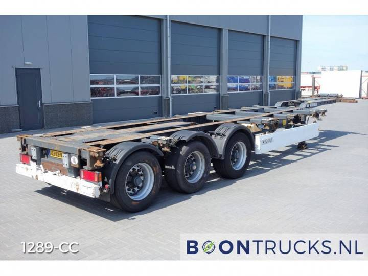 Krone SD 20-30-40-45ft HC *EXTENDABLE REAR/HEAD* - 2007