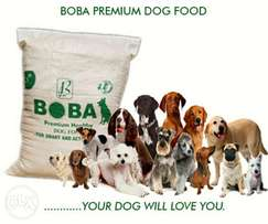 BoBa Premium Dog food Abuja (FREE DELIVERY)
