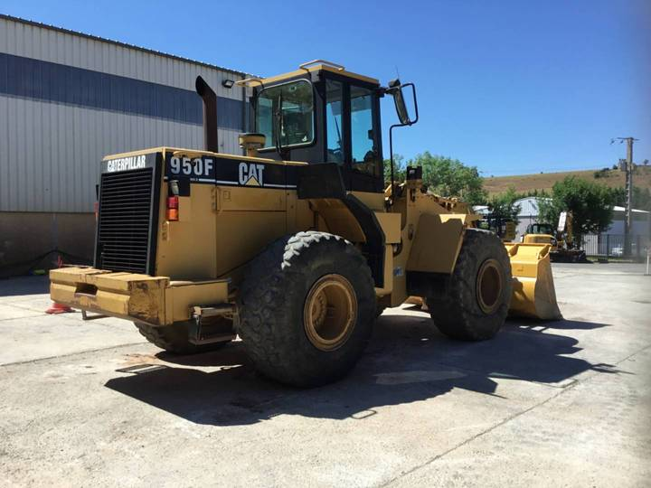 Caterpillar 950FII - 1997