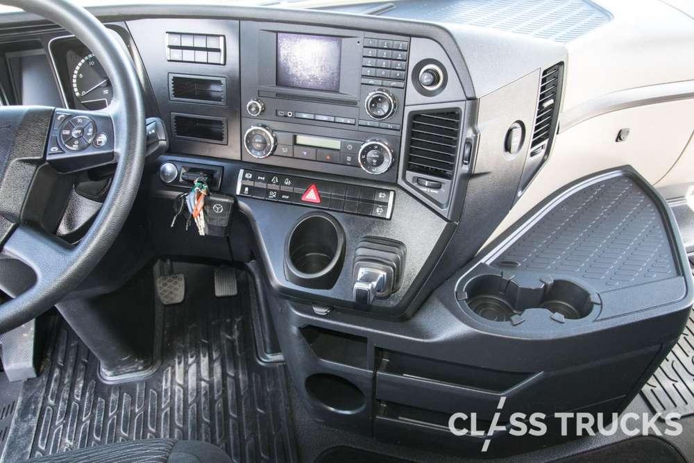 Mercedes-Benz Actros 1848 LS 4x2 BigSpace RETARDER, Side Skirt - 2017 - image 13